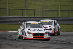 Bryan Herta Autosport Hyundai I30 N TCR: Mark Wilkins, Bryan Herta Autosport Hyundai I30 N TCR: Michael Lewis