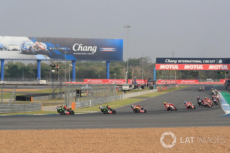 Jonathan Rea, Kawasaki Racing leads