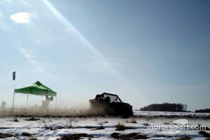 Перший етап BAJA UKRAINE - ЗАЛІССЯ