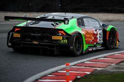 #33 Barwell Motorsport Lamborghini Huracan GT3: Jon Minshaw, Phil Keen
