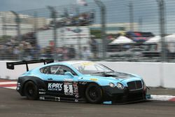 #3 K-PAX Racing Bentley Continental GT3: Rodrigo Baptista