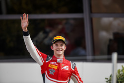 Race winner Callum Ilott, ART Grand Prix