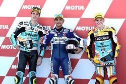 Joan Mir, Leopard Racing, Jorge Martin, Del Conca Gresini Racing Moto3, Gabriel Rodrigo, RBA Racing Team