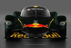 Valkyrie Red Bull, imagen 3a