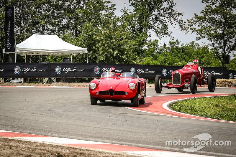Marcus Ericsson y Charles Leclerc, Sauber