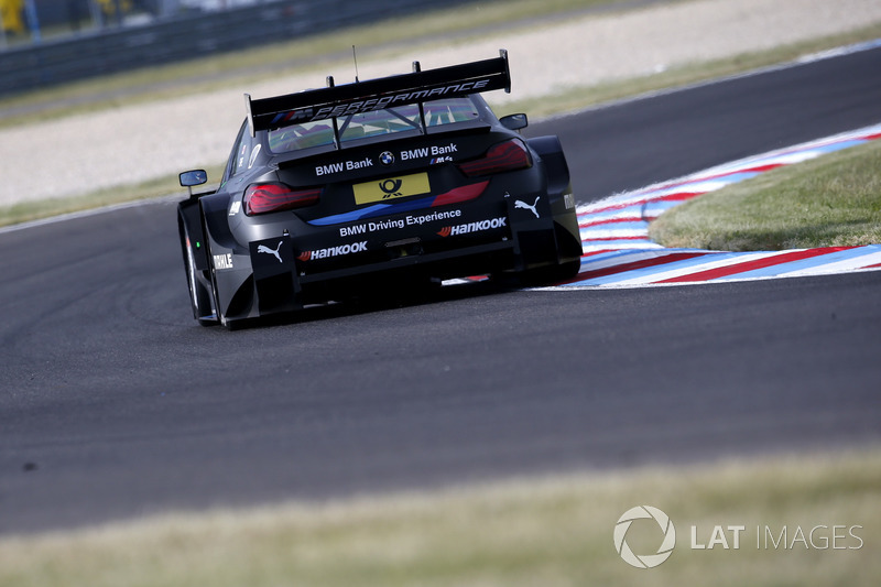 12. Bruno Spengler, BMW Team RBM, BMW M4 DTM
