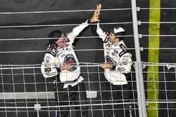 Yarış galibi Kevin Harvick, Stewart-Haas Racing, Ford Fusion Jimmy John
