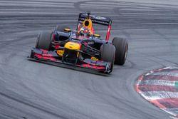 Max Verstappen tijdens de Jumbo Racedagen