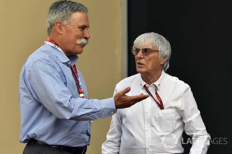 Liberty Media adquiere la Fórmula 1