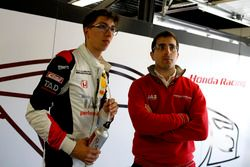 #9 HONDA Team Schubert Motorsport Honda NSX GT3: Christopher Dreyspring