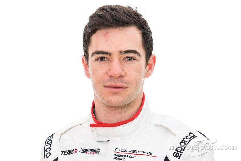#67 Jérémie Lesoudier, Team 85/Bourgoin Racing