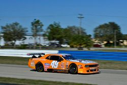 #49 TA2 Dodge Challenger, Ethan Wilson of Stevens Miller Racing
