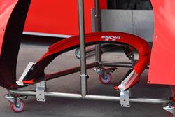 Le Halo de la Ferrari SF71H