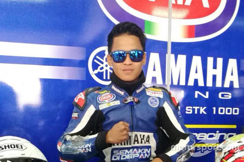 Galang Hendra, Yamaha Team MotoX Racing