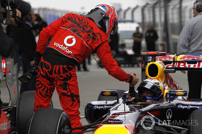 18ª: GP de China 2011