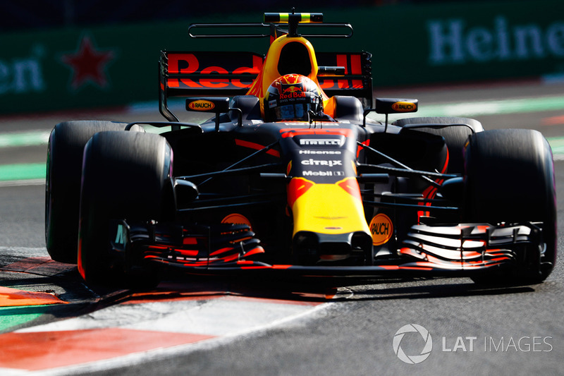 2º Max Verstappen, Red Bull Racing RB13