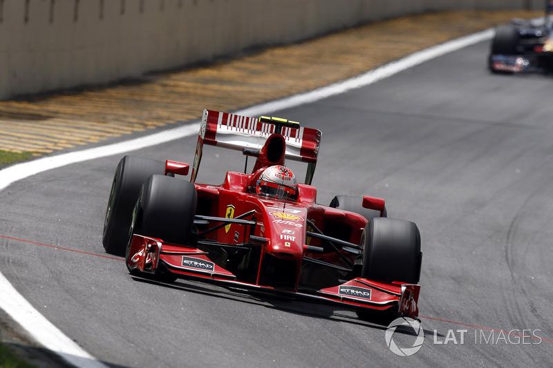 2009 : Kimi Räikkönen, Ferrari F60