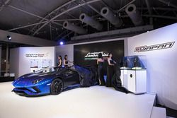 Lamborghini celebra i 50 anni in Giappone