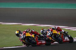 Jake Gagne, Honda World Superbike Team, Davide Giugliano, Honda World Superbike Team