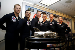 Les pilotes des USAF Thunderbirds