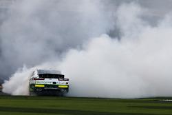 Il vincitore della gara Tyler Reddick, JR Motorsports Chevrolet Camaro