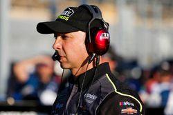 Jimmie Johnson, Hendrick Motorsports Chevrolet Camaro jefe de equipo Chad Knaus