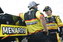 Brandon Jones, Joe Gibbs Racing, Menards Jeld-Wen Toyota Camry