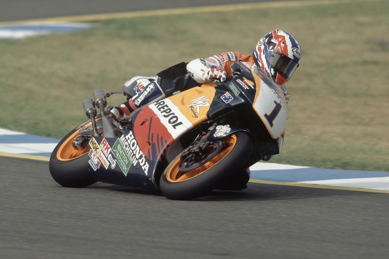1995: Mick Doohan - GP de Austrália - 1º lugar