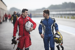 Julien Falchero, Arden International, Dorian Boccolacci, MP Motorsport