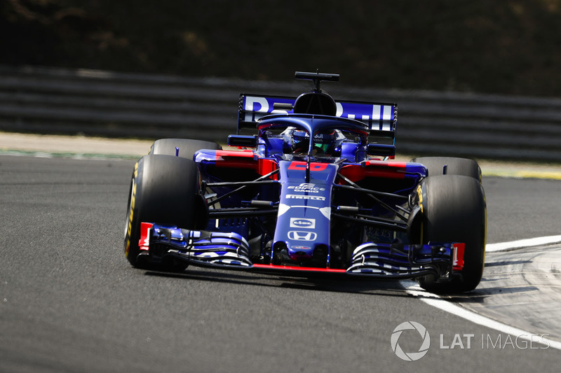 8. Brendon Hartley, Toro Rosso STR13