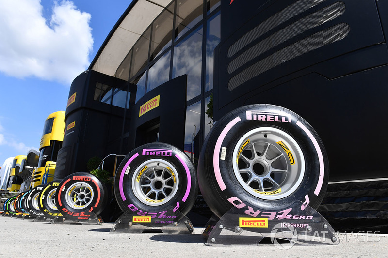 Set ban Pirelli