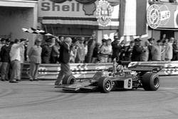 Эмерсон Фиттипальди, Lotus 72D Ford