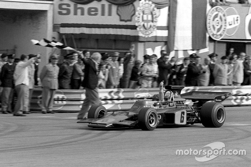 1972 Emerson Fittipaldi, Lotus