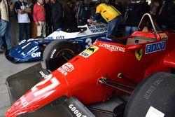 Tyrrel P34 e Ferrari 126 C4
