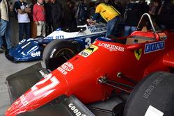 Tyrrell P34 et Ferrari 126 C4