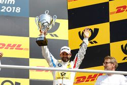 Podium: third place Timo Glock, BMW Team RMG