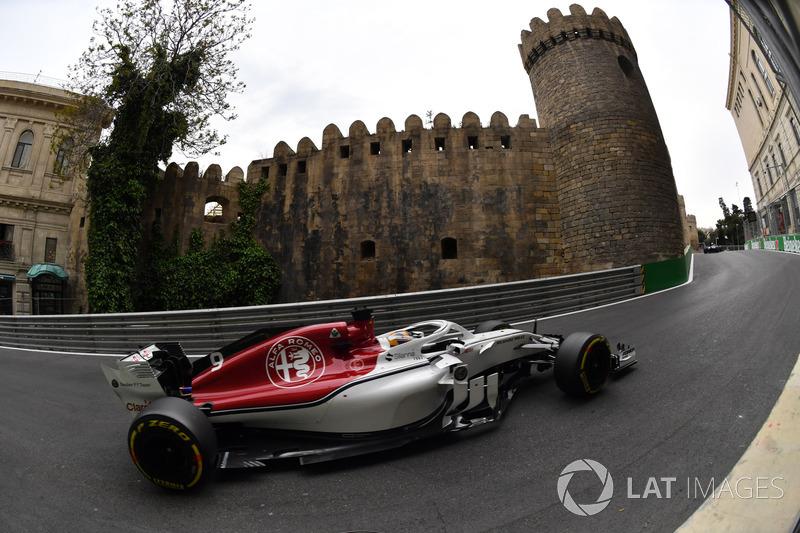 11e : Marcus Ericsson (Alfa Romeo Sauber)