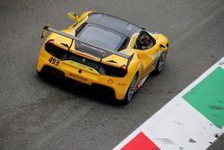 #493 GTL Miller Motor Cars Ferrari 488: Osvaldo Gaio