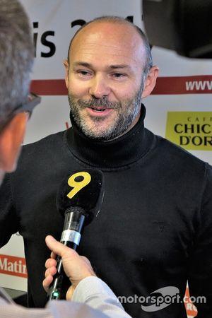 Sébastien Carron, vincitore dell'edizione 2016 del RIV, ai microfoni di Canal 9