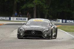 #63 DXDT Racing Mercedes AMG GT3: David Askew