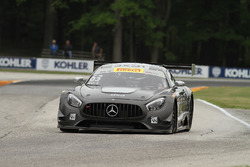 #63 DXDT Racing Mercedes AMG GT3: David Askew
