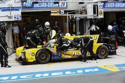 #29 Racing Team Nederland Dallara P217 Gibson: Frits van Eerd, Giedo van der Garde, Jan Lammers