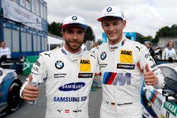 Philipp Eng, BMW Team RBM, Marco Wittmann, BMW Team RMG