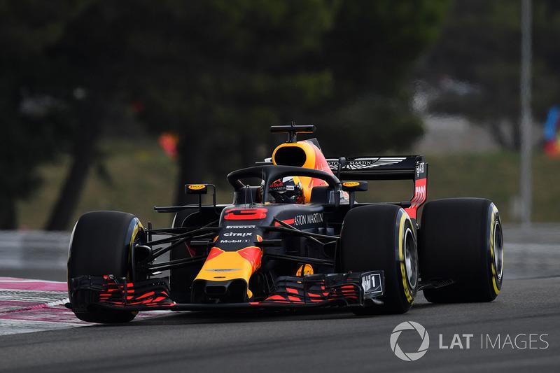 17: Daniel Ricciardo: 129 grandes premios (el 80.63% de los disputados)