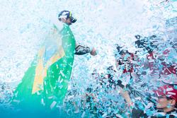 Lucas di Grassi, Audi Sport ABT Schaeffler, remporte l'E-Prix de Zurich