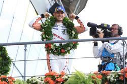 Podio LMGTE Pro: il vincitore Kevin Estre, Porsche GT Team