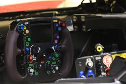#8 Toyota Gazoo Racing Toyota TS050 steering wheel detail