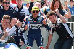 Ganador de la carrera Jorge Martin, Del Conca Gresini Racing Moto3