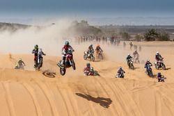Motosiklet mücadelesi