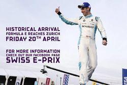 2018 Julius Baer Zurich E-Prix launch poster